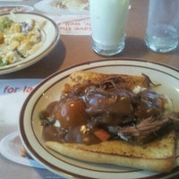 Photo taken at Denny's by Robby P. on 2/11/2012