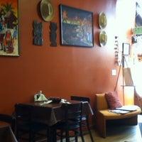Photo taken at The Chez Olga by Ryan H. on 7/6/2012