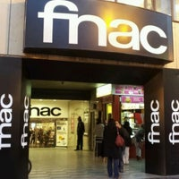 Photo taken at Fnac by Antti S. on 2/8/2012