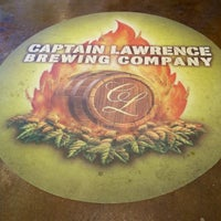 Photo taken at Captain Lawrence Brewing Company by Scott B. on 8/18/2012