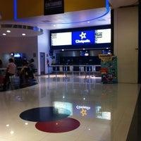 Photo taken at Cinépolis by Gustavo R. on 3/25/2012