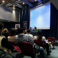 Photo taken at Universidad de Palermo by Ralph Z. on 8/2/2012