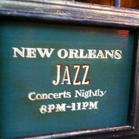 Photo taken at Preservation Hall by Mark S. on 7/15/2012