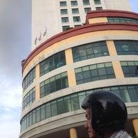 Photo taken at Police Station (Balai Polis) by Kenny L. on 4/11/2012