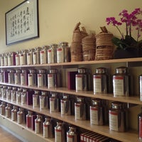 Photo taken at Red Blossom Tea Company by Tim H. on 4/14/2012
