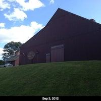 Photo taken at Sharpe Hill Vineyard by Bob H. on 9/3/2012