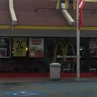 Photo taken at McDonald's by Steven M. on 9/2/2012