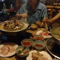Photo taken at New Buddy กุ้งกระทะ เชิงทะเล by Charnrith K. on 3/14/2012