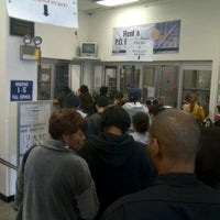Photo taken at USPS Post Office - Hell Gate Station by Steven C. on 5/10/2012