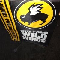 Photo taken at Buffalo Wild Wings by Ryan O. on 9/4/2012