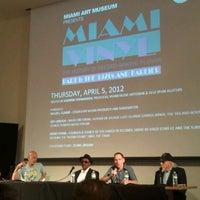 Photo taken at Pérez Art Museum Miami (PAMM) by annette p. on 4/5/2012