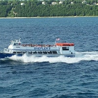 Photo taken at Shepler's Mackinac Island Ferry by William M. on 7/31/2012