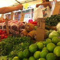 Photo taken at Haymarket Square Farmer's Market by Ryan L. on 6/22/2012