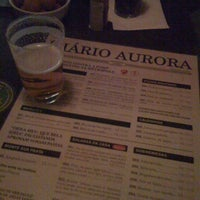 Photo taken at Bar Aurora by Roberta A. on 6/1/2012