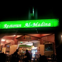 Photo taken at Restoran Al-Madina by Faizol M. on 8/15/2012