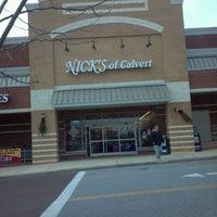 Photo taken at Nick's of Calvert by Tara N. on 12/29/2011