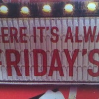 Photo taken at TGI Fridays by Alfred F. on 8/24/2011