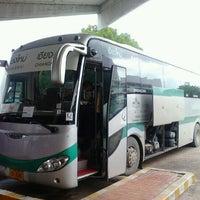 Photo taken at Phayao Bus Terminal by Thepkanith Y. on 10/19/2011