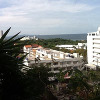 Photo taken at Moutain Beach Hotel by Pornanun k. on 9/6/2011