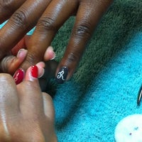 Photo taken at NeoSole Nail Lounge by Cloue D. on 10/23/2011