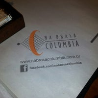 Photo taken at Na Brasa Columbia by Jose D. on 8/22/2012