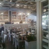Photo taken at Lucca Ristorante by FLOWER H. on 8/14/2012