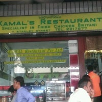 Photo taken at Kamal's Restaurant by Duane M. on 9/5/2011