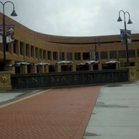 Photo taken at Kent Student Center by Keith P. on 5/4/2011
