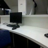 Photo taken at INTI Cyber Circle by Khiran R. on 1/29/2012