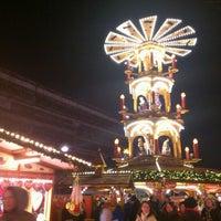 Photo taken at Weihnachtsmarkt an der Gedächtniskirche by Michael K. on 12/17/2011