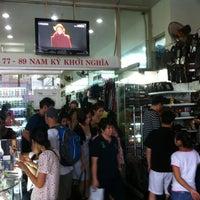 Photo taken at Saigon Square by Jihoon R. on 3/31/2012