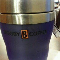 Photo taken at BIGGBY COFFEE by Tom A. on 1/17/2012