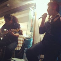 Photo taken at Montifiori Café by Tamir Z. on 10/27/2011