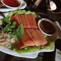 Photo taken at Cafe' De Beach by Nana S. on 3/12/2012