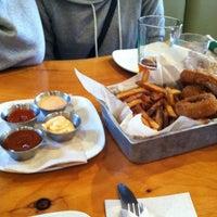 Photo taken at Bareburger by Alan C. on 3/16/2012