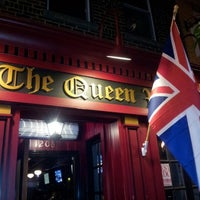 Photo taken at The Queen Vic by Jason H. on 6/18/2012