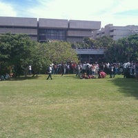 Photo taken at NMMU South Campus by Matthew S. on 5/23/2012