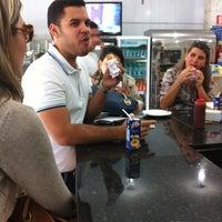 Photo taken at Panificadora Trigo Minas by Fabiana T. on 5/15/2012