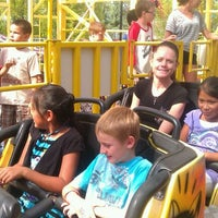 Photo taken at Wild Mouse by Bryan A. on 10/2/2011