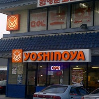 Photo taken at Yoshinoya by Nathalie on 12/1/2011