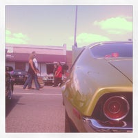 Photo taken at Route 66 Car Show by George B. on 9/8/2012
