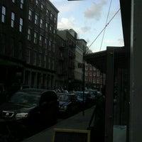 Photo taken at Stella Manhattan Bistro by Atif S. on 6/6/2012