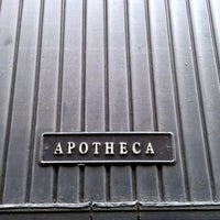 Photo taken at Apotheca by James O. on 6/17/2012