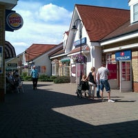 Photo taken at Freeport Designer Outlet Village by DALE P. on 8/20/2011