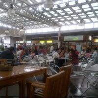 Photo taken at Food Court Lt.9 Menara Jamsostek by Dudy K. on 1/6/2012