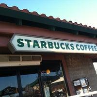 Photo taken at Starbucks by Anthony P. on 1/11/2012