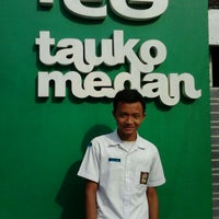 Photo taken at Tauko Medan by Faisal A. on 1/31/2012