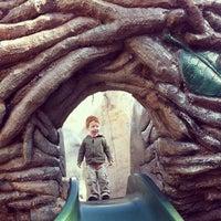 Photo taken at Elmwood Park Zoo by Scott S. on 11/26/2011