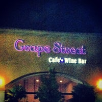 Photo taken at Grape Street Cafe by Dr. Adam P. Z. on 9/4/2012