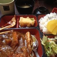 Photo taken at Bento Cafe by Regina K. on 8/24/2012